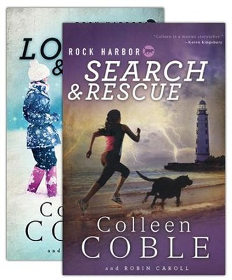 Rock Harbor Youth Series, Volumes 1 & 2  -     By: Colleen Coble, Robin Caroll