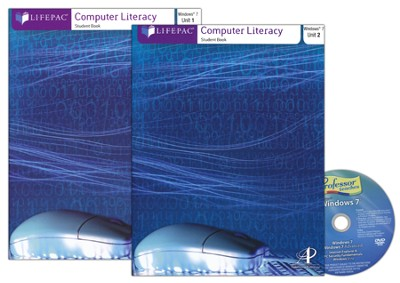 Computer Literacy Windows 7 Set  -