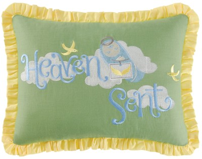 Heaven Sent Pillow  -