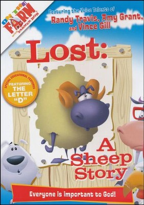 A Sheep Story DVD  -