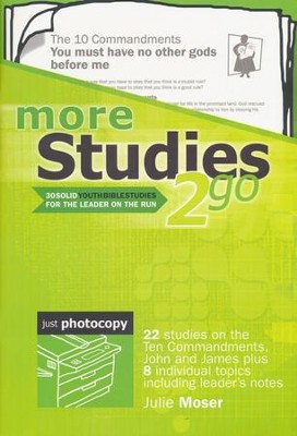 More studies 2 go  -     By: Julie Moser