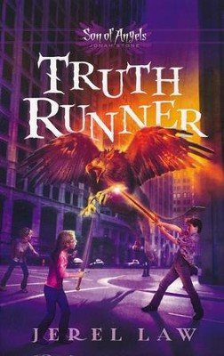 NEW! #4: Truth Runner  -     By: Jerel Law