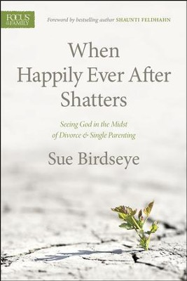 When Happily Ever After Shatters: Seeing God in the Midst of Divorce & Single Parenting - eBook  -     By: Susan Birdseye