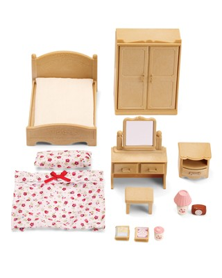 Calico Critters, Parent's Bedroom Set  -