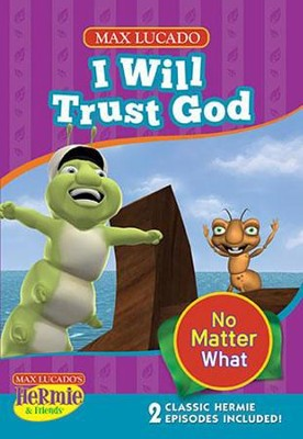 I Will Trust God 2-in-1 DVD  -     By: Max Lucado
