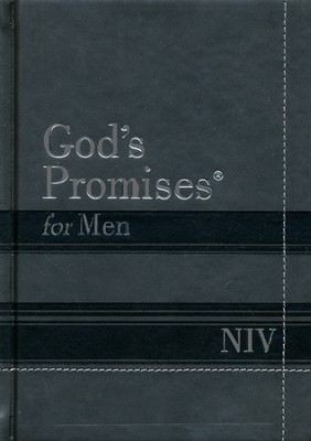 NIV God's Promises for Men  -     By: Jack Countryman