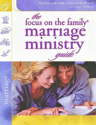 Focus on the Family Marriage Ministry Guide  -