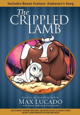 The Crippled Lamb DVD   -     By: Max Lucado