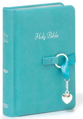 NKJV Simply Charming Bible, Leathersoft Hardcover   -