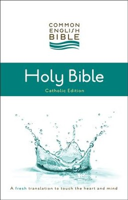 CEB Common English Bible Catholic Edition (ePub) - eBook  -
