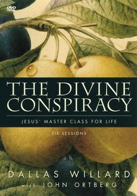 The Divine Conspiracy--DVD   -     By: Dallas Willard, John Ortberg