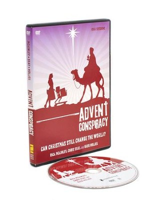 Advent Conspiracy: Can Christmas Still Change the World? DVD  -     By: Rick McKinley, Chris Seay