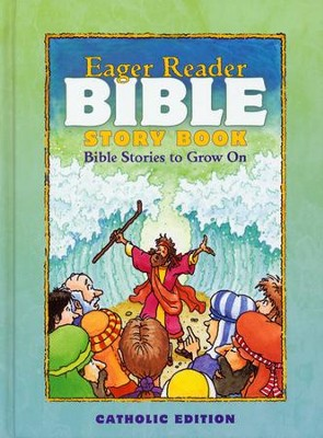 The Eager Reader Bible Story Book              -