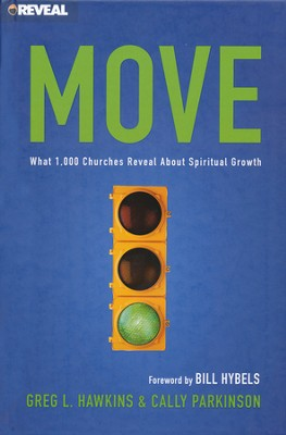 Move: What 1,000 Churches Reveal about Spiritual Growth  -     By: Greg L. Hawkins, Cally Parkinson