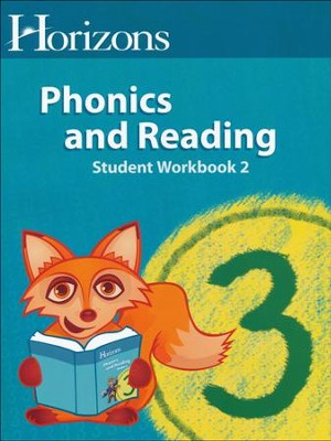 Horizons Phonics & Reading Grade 3, Student Workbook 2   -