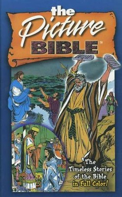 Picture Bible -- Slightly Imperfect   -