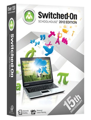 Switched-On Schoolhouse 2012 Grade 5 Language Arts  -