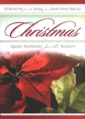 Christmas: Quiet Moments for the Season  -