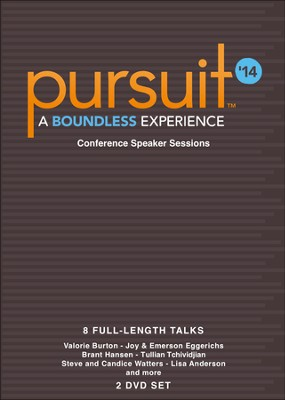 Pursuit: A Boundless Experience - Conference DVD  -     By: Focus on