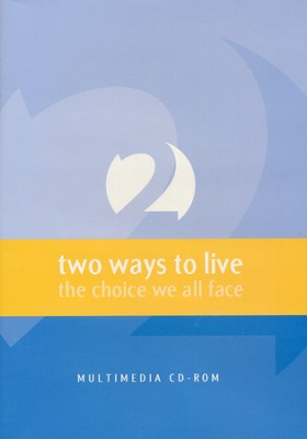2 Ways to Live: CD-ROM  -     By: Simon Roberts, Phillip Jensen, Tony Payne