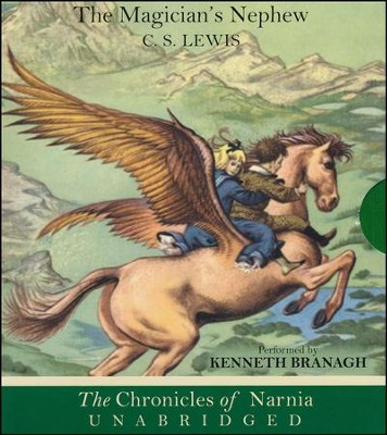 The Magician's Nephew Low Price CD , Unabridged  -     Narrated By: Kenneth Branagh     By: C.S. Lewis