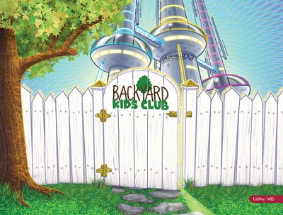 Agency D3--Backyard Kids Club Kit  -