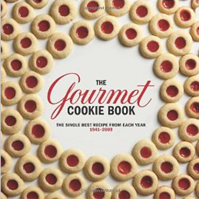 The Gourmet Cookie Book: The Single Best Recipe from Each Year 1941-2009  -     By: Gourmet Magazine