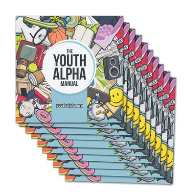 Youth Manual--Ages 11 to 14 10 Pack   -     By: Nicky Gumbel