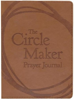 The Circle Maker Prayer Journal  -     By: Mark Batterson