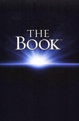 The Book, NLT--softcover   -