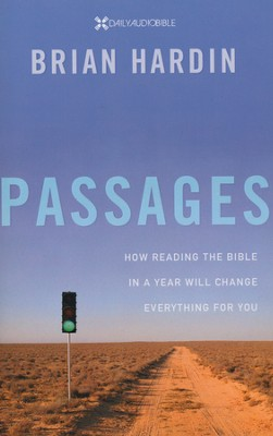 Passages: How Reading the Bible in a Year Will Change Everything for You  -     By: Brian Hardin