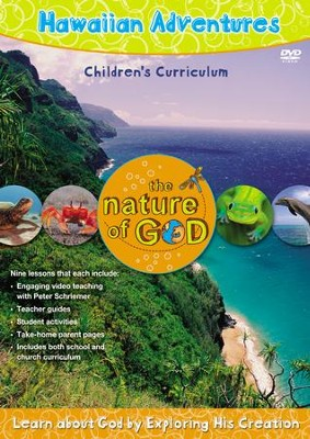 Hawaiian Adventures, Curriculum Edition: Learn about God by Exploring His Creation  -     By: Peter Schriemer