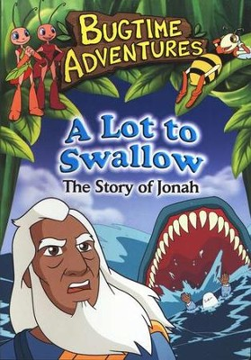 A Lot to Swallow, Bugtime Adventures DVD   -