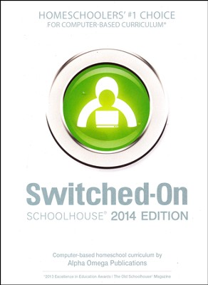 Language Arts Grade 6, Switched-On Schoolhouse 2014 Edition   -