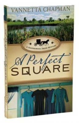 A Perfect Square, Shipshewana Amish Mystery Series #2   -     By: Vannetta Chapman
