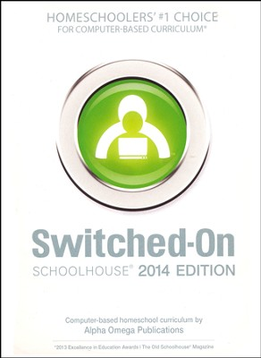 Language Arts Grade 12, Switched-On Schoolhouse 2014 Edition   -