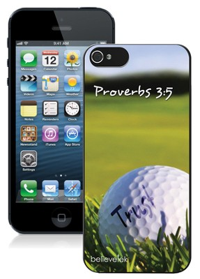 Golf iPhone 5 Case, Trust  -