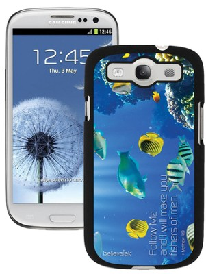 Fishers of Men Galaxy 3 Case  -
