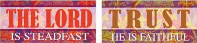 The Lord Trust Magnet Set  -