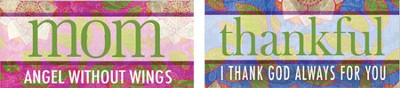 Mom Thankful Magnet Set  -