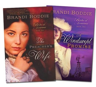 Brides of Assurance Series, Volumes 1 & 2  -     By: Brandi Boddie