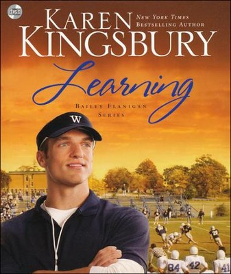 Learning, Audio CD  -     By: Karen Kingsbury