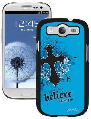 Cross Galaxy 3 Case, Blue  -