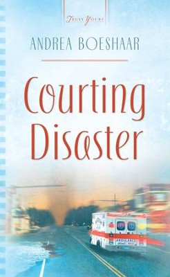 Courting Disaster - eBook  -     By: Andrea Boeshaar