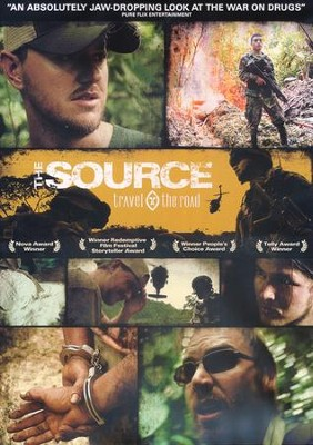 Travel the Road: Source, DVD   -