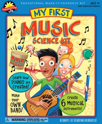 My First Music Science Kit   -