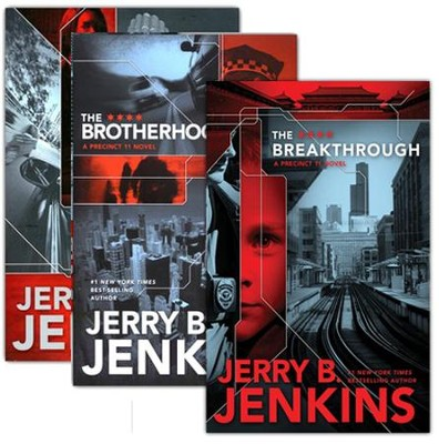 Precinct 11 Series, Volumes 1-3  -     By: Jerry B. Jenkins