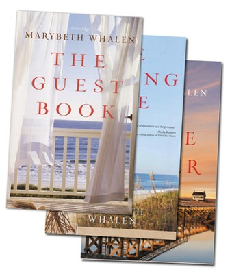 Sunset Beach Series, Volumes 1-3  -     By: Marybeth Whalen