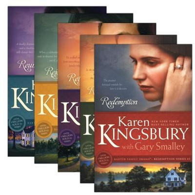 Redemption Series, Volumes 1-5  -     By: Karen Kingsbury