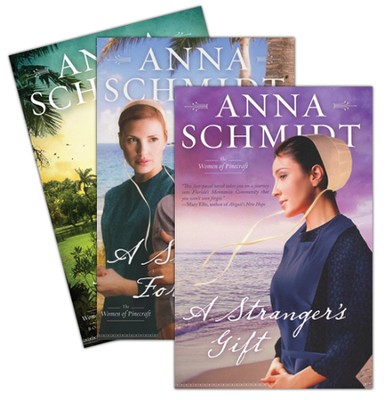 Women of Pinecraft Series, Volumes 1-3  -     By: Anna Schmidt